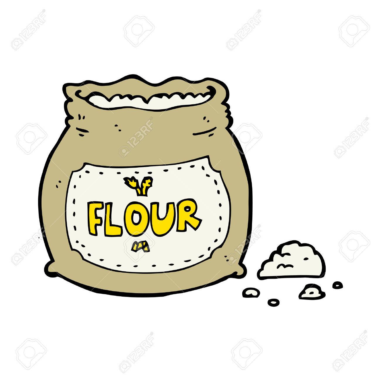png free stock Flour clipart.  clip art clipartlook.