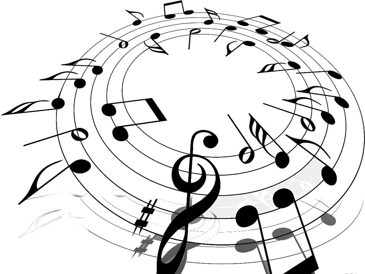 png royalty free Music sheet free for. Flourishes clipart musical.