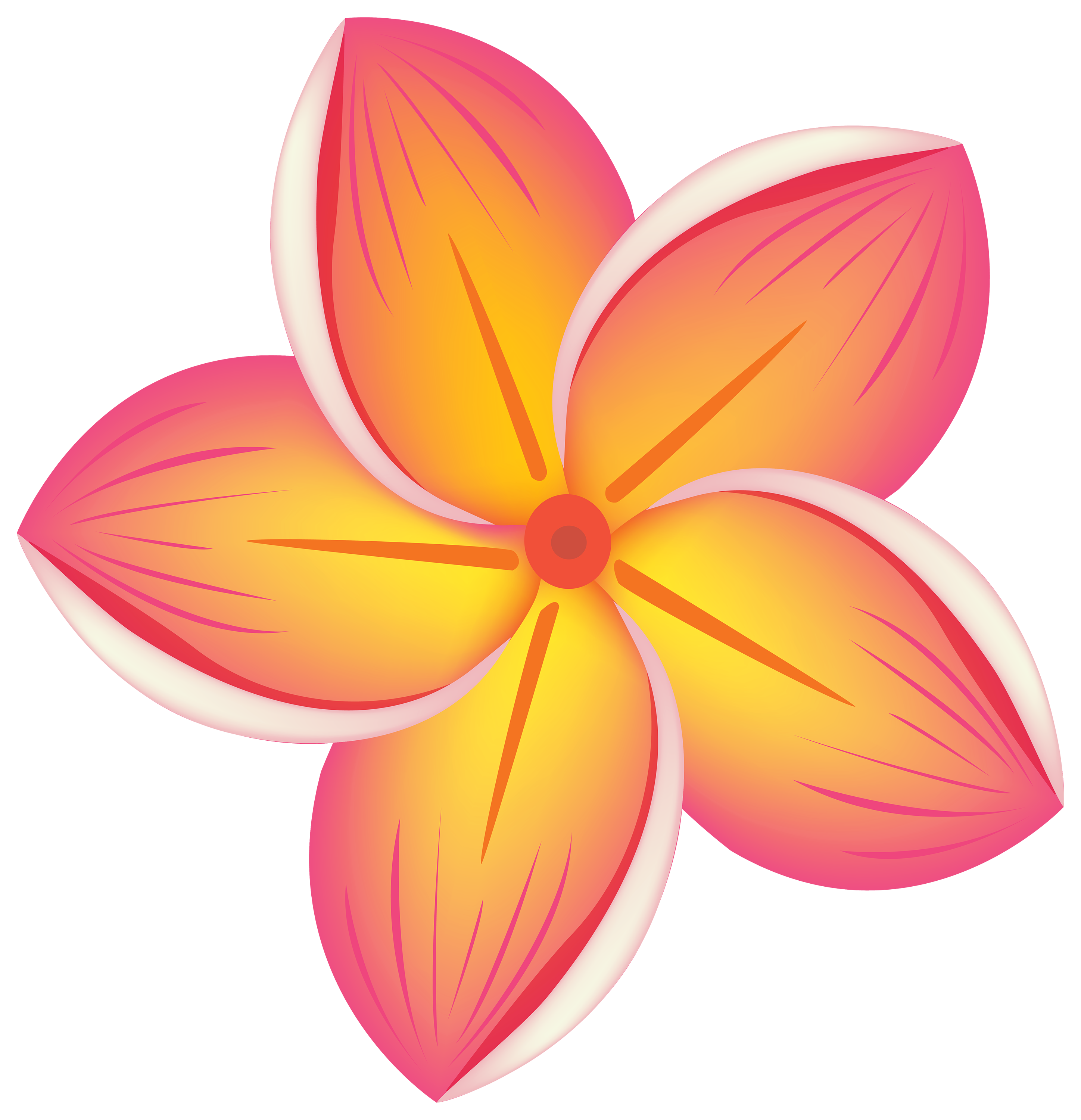 clipart library Tropical png best web. Flower clipart.