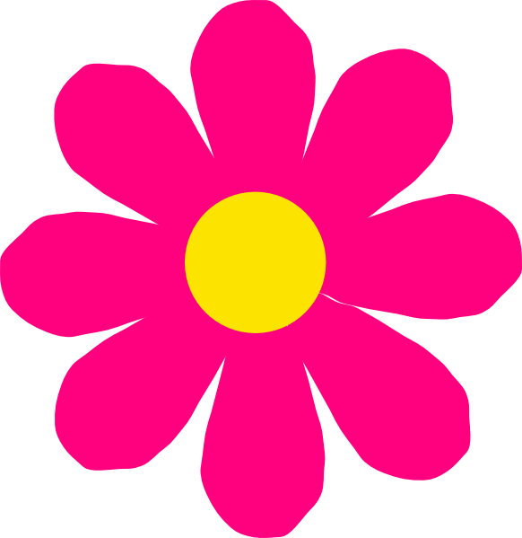 image freeuse stock Flower clipart. Pink