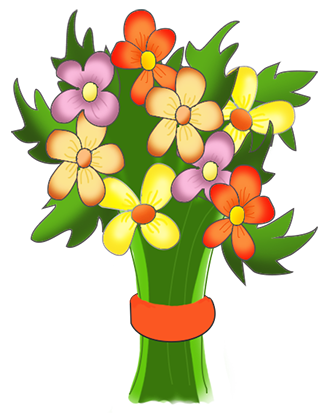 free Flowers panda images happybirthdayflowersclipart. Free clipart happy birthday