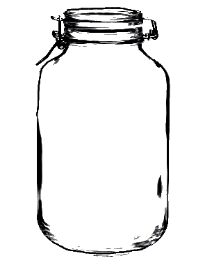 image stock Clip art large clamp. Perfume clipart canning jar.