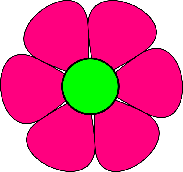 graphic freeuse Clip art . Flowers clipart.
