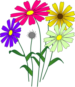 jpg free stock Flowers clipart. Clip art at clker.