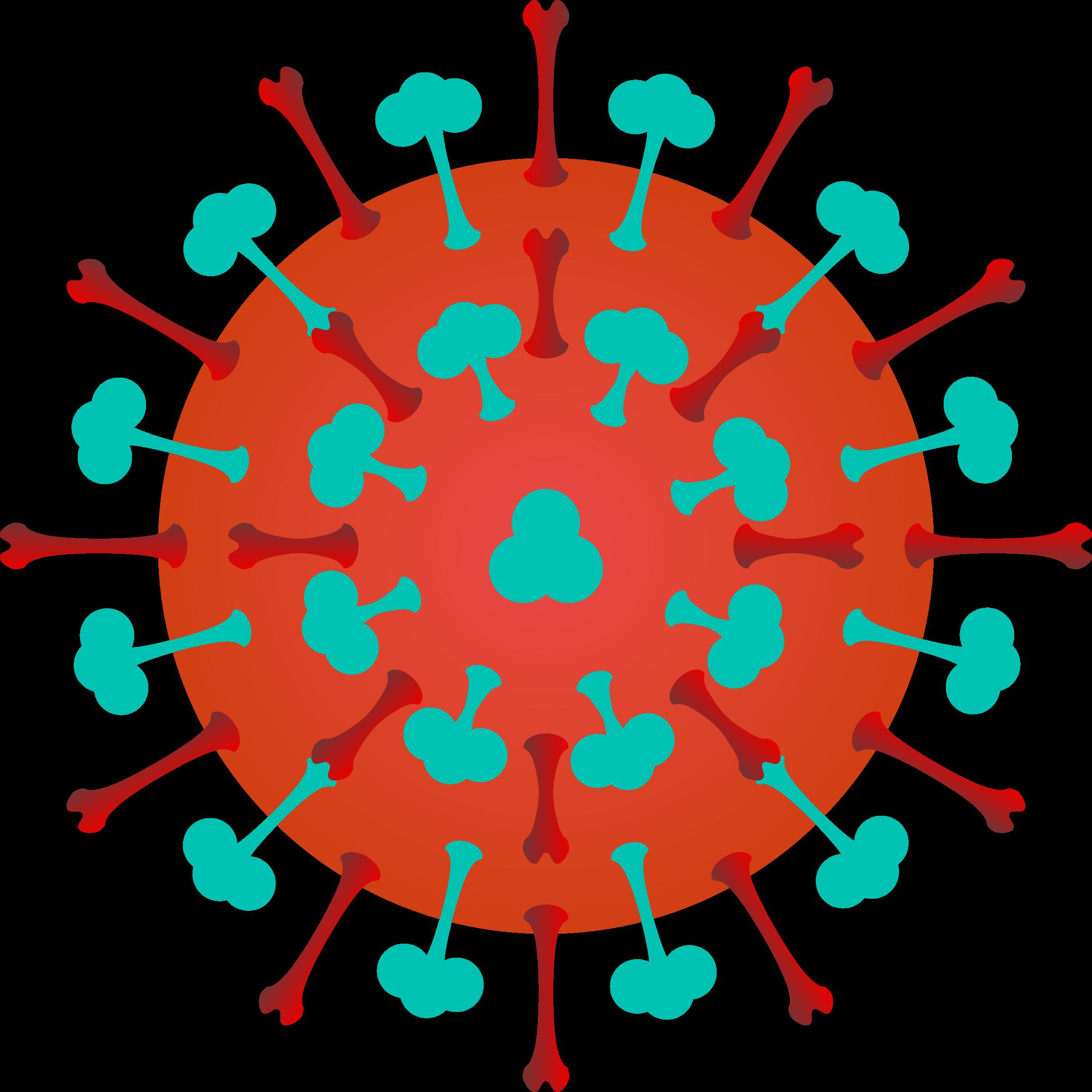 jpg freeuse library Flu virus clipart. Germ frames illustrations hd.