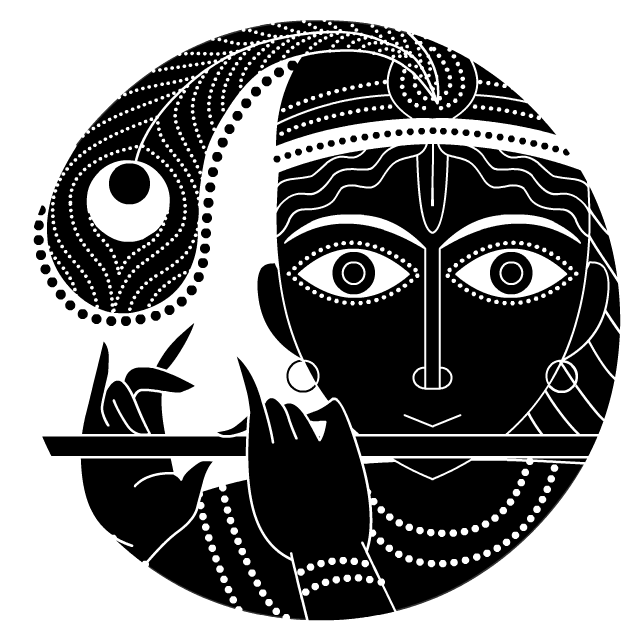 png black and white download The Ten Avatars of Vishnu