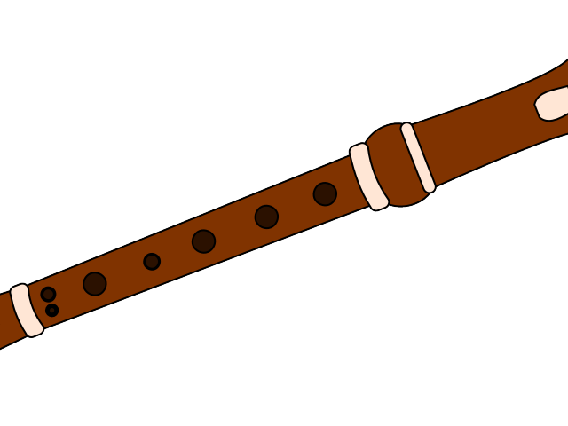 banner Instrument free on dumielauxepices. Flutes clipart