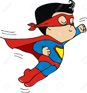 svg library stock Flying clipart. Superman free images at