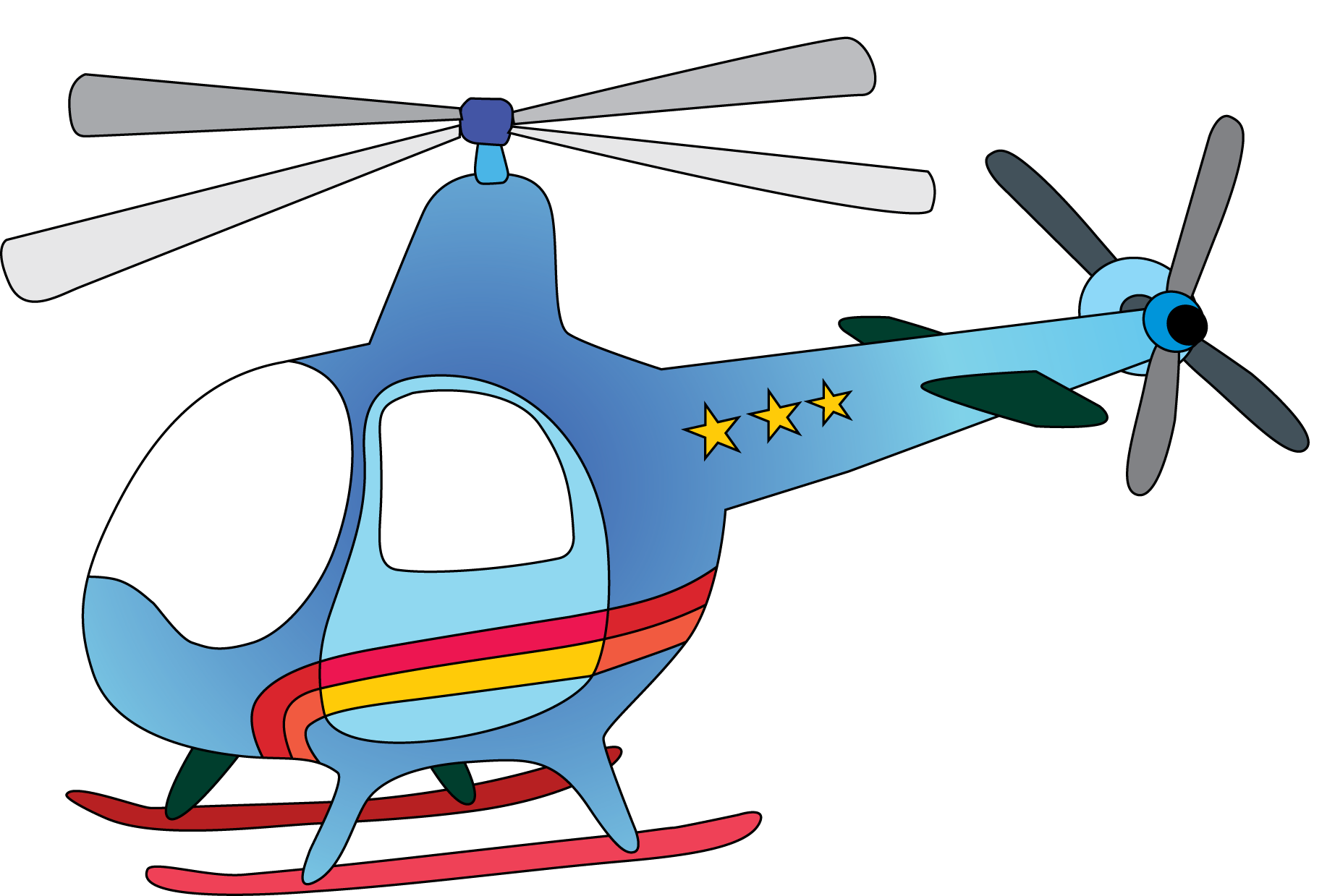 picture library download Flying Clipart broken plane