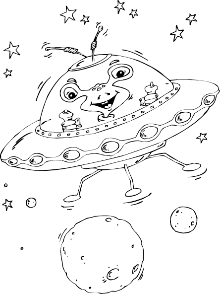 vector transparent library Flying Saucer Drawing at GetDrawings