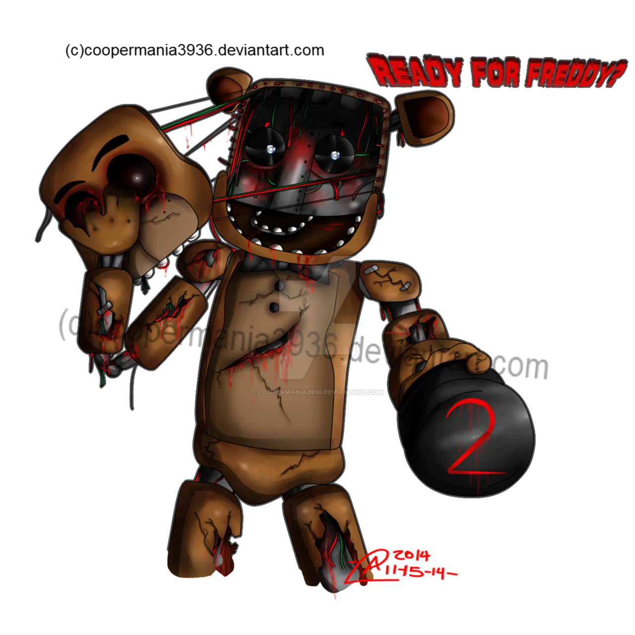 graphic download fnaf transparent scary #96743734