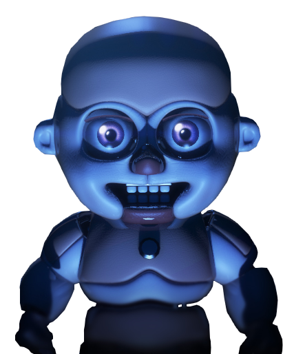 graphic royalty free stock fnaf transparent sister location #96748902