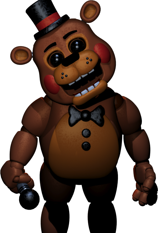 clip art library stock Toy Freddy