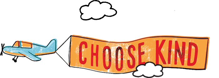 clip library download Be kind clipart. Choose wonder