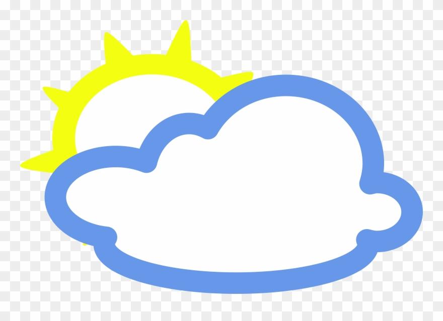 vector Sunbeams clouds sunrays weather. Fog clipart cold cloud.