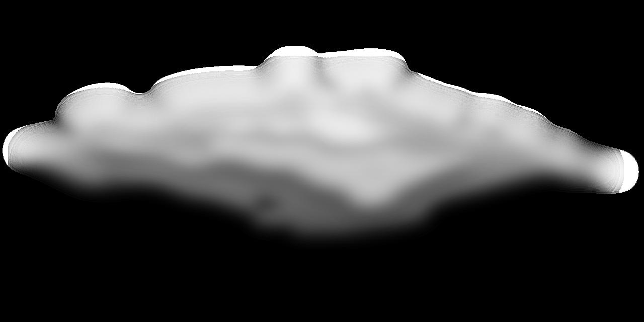free stock Clip art transprent png. Fog clipart fog cloud.