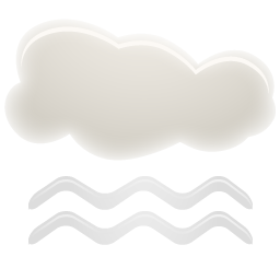 svg black and white download Fog clipart weather pattern. Mist foggy free on.