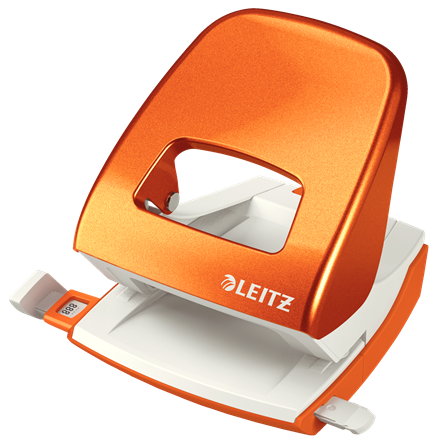 clip black and white Hole Punch Leitz WOW New NeXXt