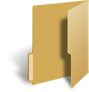 png freeuse download Windows Folder Clipart
