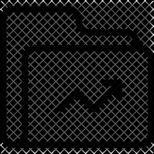 jpg transparent library Report Folder Icon