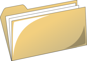 free stock Folder Clipart file folder