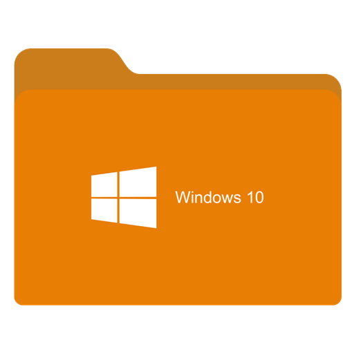 clip transparent folder vector windows 10 #112923071