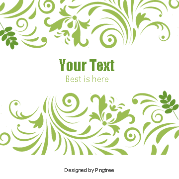 banner royalty free download foliage vector decorative leave #146124878