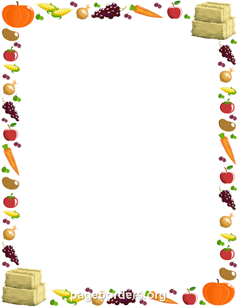 black and white download Food borders clipart. Pin by muse printables