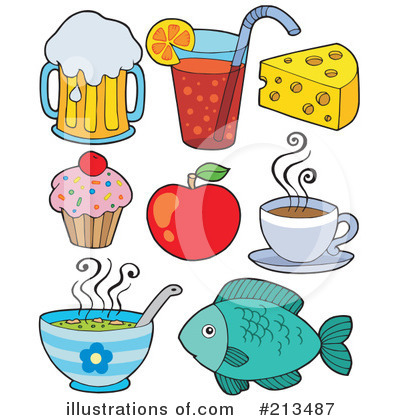png freeuse Foods clipart rainy. Season food