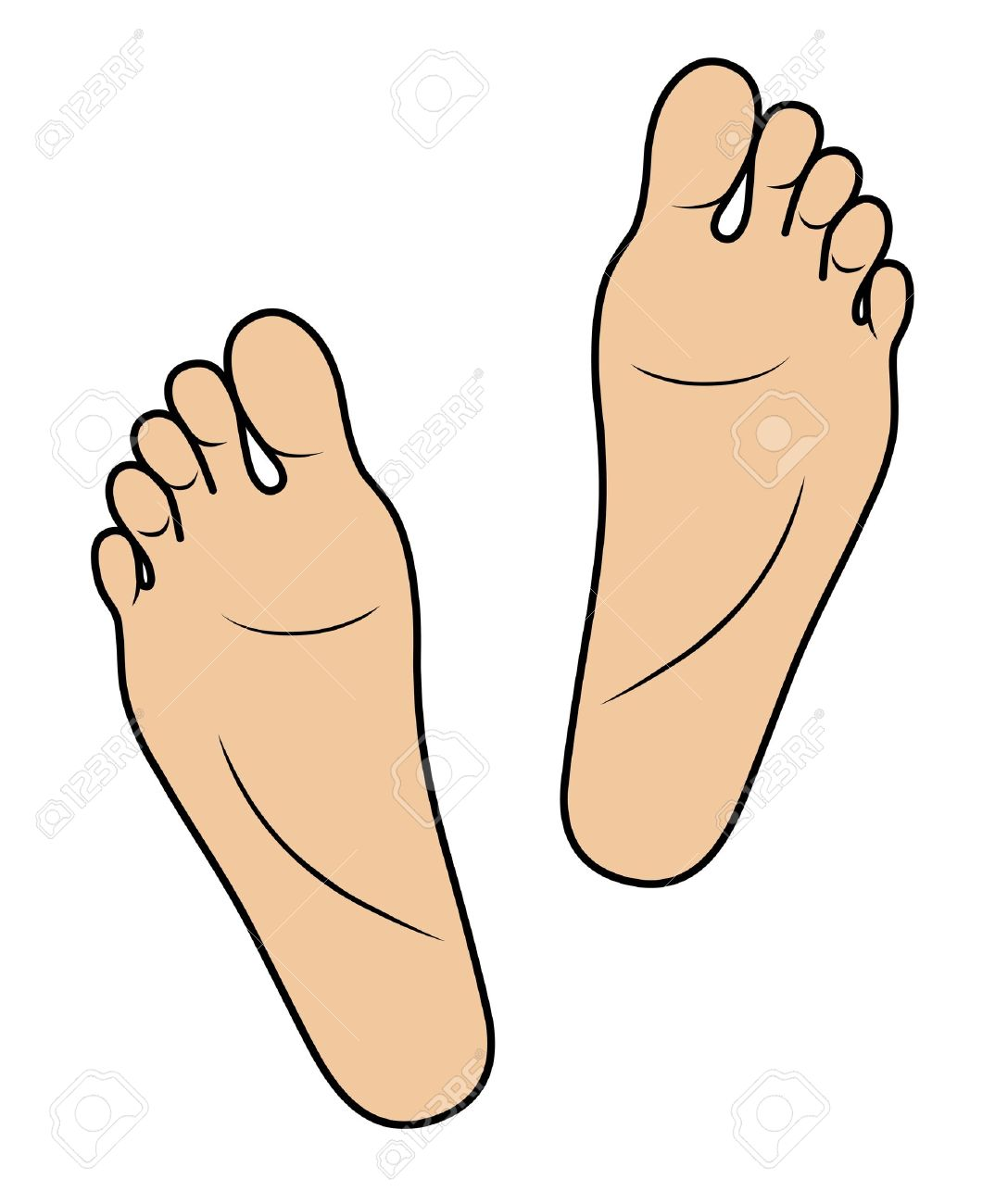 png transparent download Foot clip art free. Feet clipart