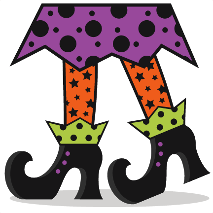 image library download Legs clipart cute. Witch shoes svg scrapbook.