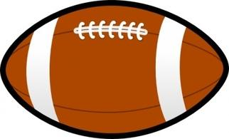 jpg transparent library Football clipart. Best clipartion com .
