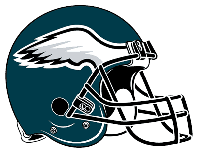 clip art transparent library Football clipart eagles