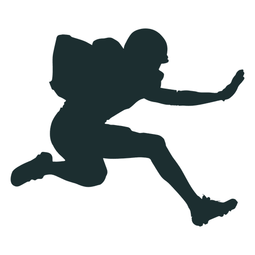 png transparent download American football player at. Seahawks svg silhouette