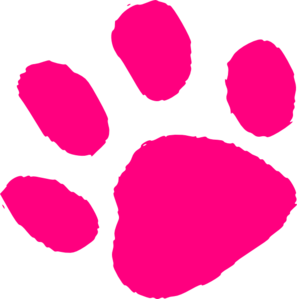 graphic library download Dog Paw Print Clip Art Free Download