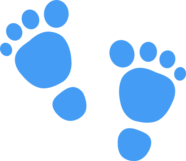 jpg transparent download Footsteps clipart. Footprint free on dumielauxepices