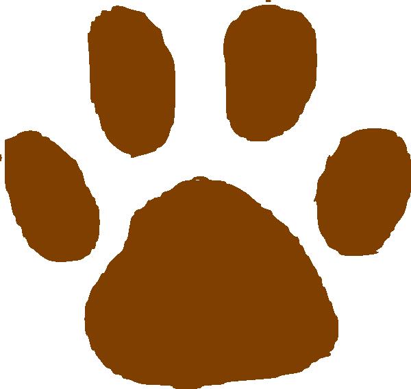 jpg transparent download Footsteps clipart orange. Dino foot clip art