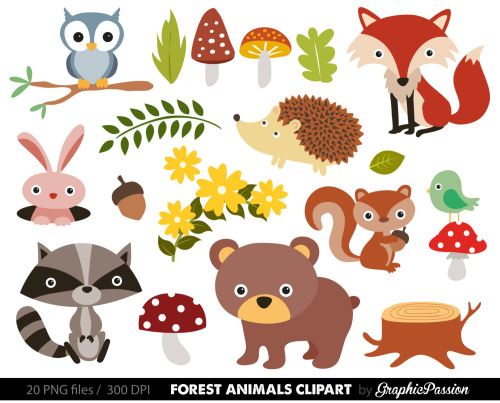 svg download Forest animal clipart. Free cliparts download clip