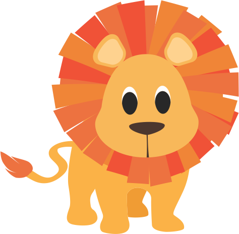 clip royalty free download Lion clipart forest. Pin by nataly perez.