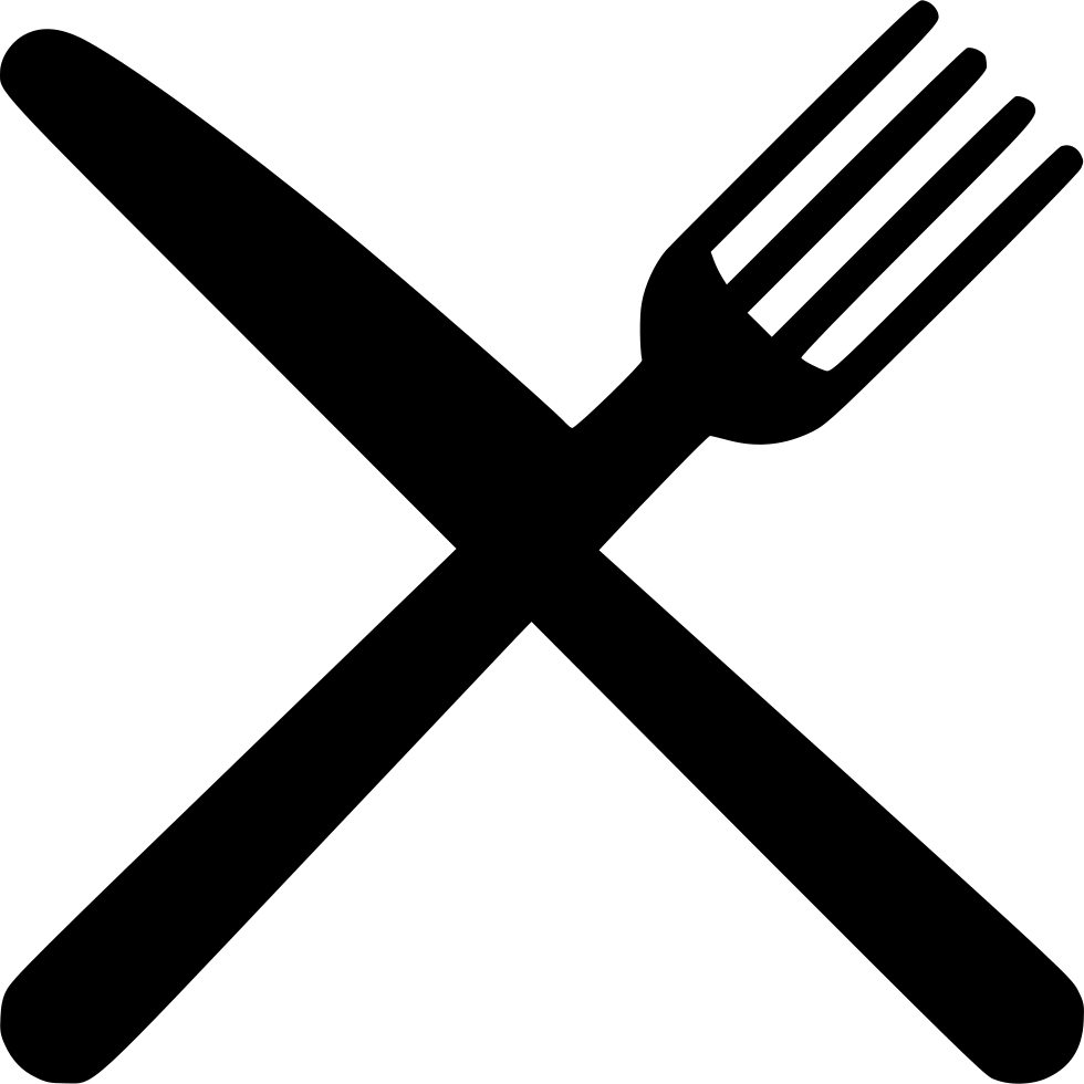 clip freeuse stock Fork Knife Svg Png Icon Free Download