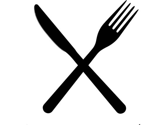 graphic library Kitchenware Knife Fork Kitchen Chef Restaurant Dinner Culinary Set