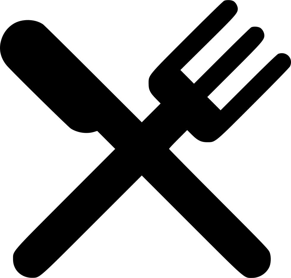 clip black and white Fork Svg Png Icon Free Download