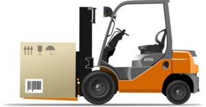 picture download Forklift clipart. Clip art at clker.