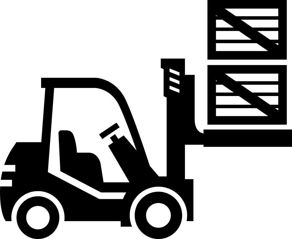 graphic royalty free library Forklift Svg Png Icon Free Download