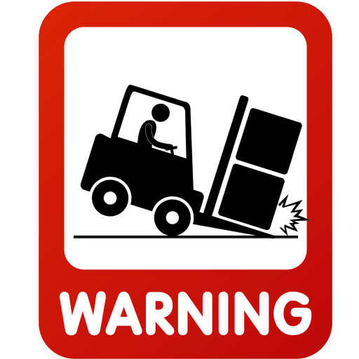 png free library To ensure forklift safety