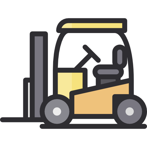 banner free Forklift clipart truck. Fork transportation transport vehicle