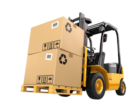 svg black and white library Autokrew on premise enterprise. Forklift clipart truck