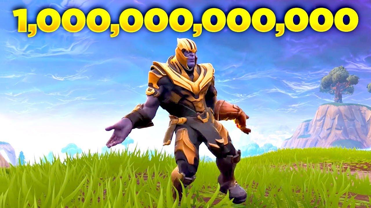 png freeuse download I played doing orange. Fortnite Thanos (orange justice)