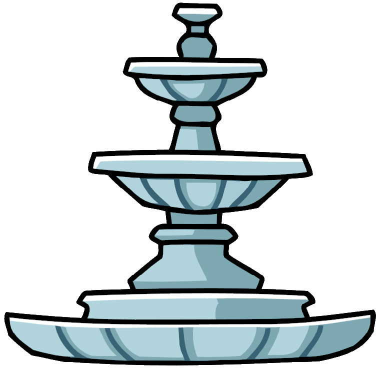 jpg freeuse library Fountain free on dumielauxepices. Youth clipart poster