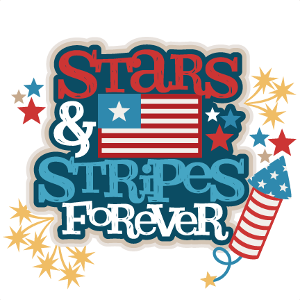 vector Fourth of july clipart free.  th stars and